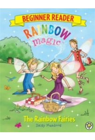 Rainbow Magic Beginner Reader: The Rainbow Fairies (Book 1)