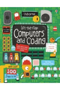 Lift-the-Flap Computers and Coding