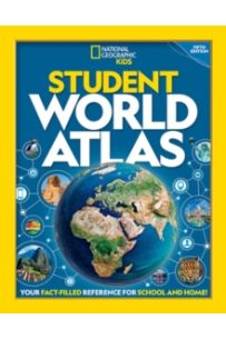 National Geographic Student World Atlas (5th revised Edition) (Paperback)