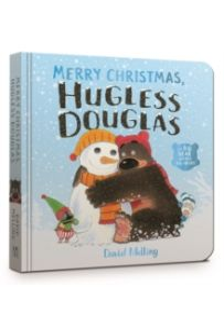 Merry Christmas, Hugless Douglas Board Book