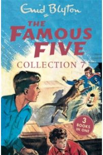 The Famous Five Collection 7 : Books 19, 20 and 21