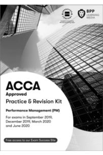 ACCA Performance Management : Practice and Revision Kit