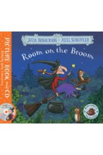 Room on the Broom (Book and CD Pack)