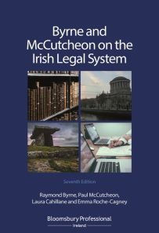 Byrne and McCutcheon on the Irish Legal System (7th Edition)
