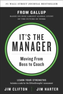 It's the Manager : Moving From Boss to Coach
