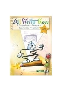 All Write Now - Senior Infants Textbook and Workbook