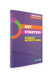 Get Started! (Workbook ONLY) (Junior Cycle Business Studies)