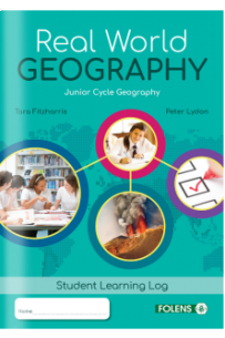 Real World Geography Student Learning Log