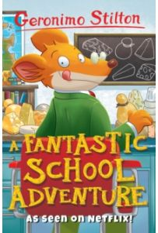 A Fantastic School Adventure (Series 2)