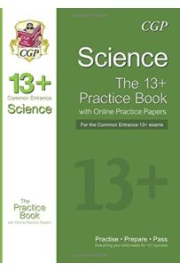 New 13+ Science Practice Book for the Common Entrance Exams with Answers & Online Practice Papers