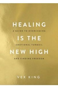 Healing Is the New High : A Guide to Overcoming Emotional Turmoil and Finding Freedom