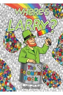 Where's Larry Colouring Book