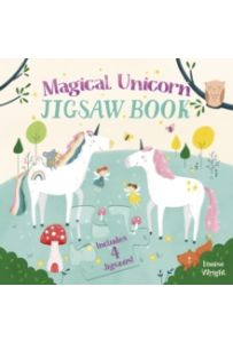 Magical Unicorn Jigsaw Book