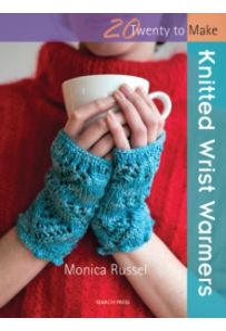 Knitted Wrist Warmers (Twenty to Make)
