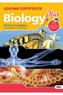 Biology Plus + eBook (Leaving Certificate: Higher and Ordinary Level)