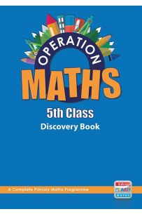 Operation Maths 5 Discovery Book (5th Class)