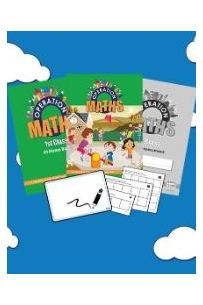 Operation Maths 1 Complete Pack (1st Class)