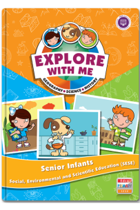 Explore With Me - Senior Infants Pack