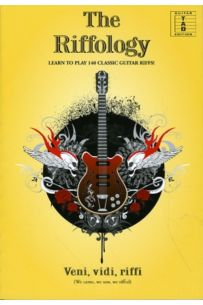 The Riffology - Learn to Play 140 Classic Guitar Riffs