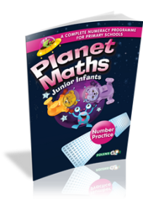 Planet Maths Textbook and Activity Book (Junior Infants)