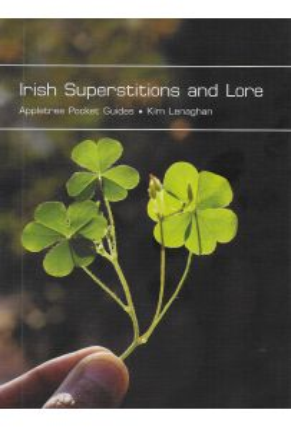 Irish Superstitions & Lore: Appletree Pocket Guide
