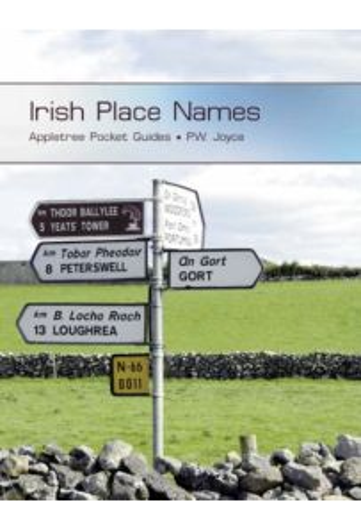 Irish Place Names Pocket Guide