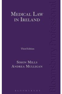 Medical Law in Ireland (3rd Edition)