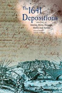 1641 Depositions: Armagh, Louth & Monaghan Part 1,Volume 1