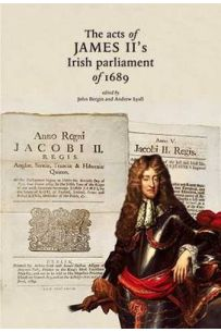 The Acts of James II's Irish Parliament of 1689