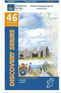 Discovery Map 46 Galway (Irish Discovery Series)