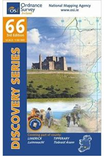 Tipperary, Limerick (Discovery Series 66 3RD Edition)