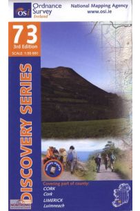 Cork, Limerick (Discovery Series 73 3RD Edition)