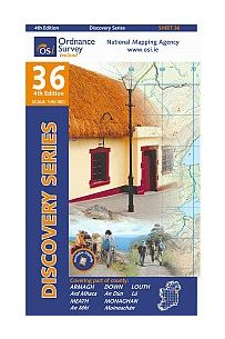 Armagh, Down, Louth, Meath, Monaghan Discovery  No. 36