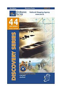 Discovery Map 44 Galway (Irish Discovery Series)