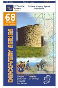 Carlow, Kilkenny, Wexford (Discovery Series 68 4th Edition)