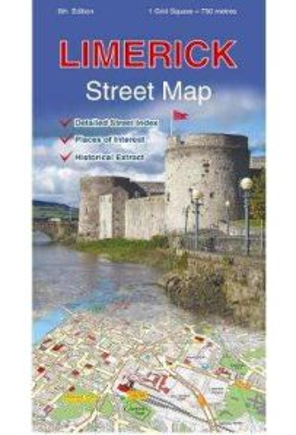 Limerick Street Map 6ed