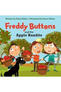 Freddy Buttons and the apple bandits
