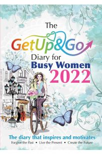 Get Up & Go Diary for Busy Women 2022