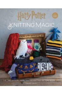Harry Potter Knitting Magic : The official Harry Potter knitting pattern book