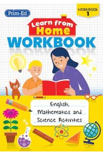 Learn from Home Workbook 1 (1st Class)