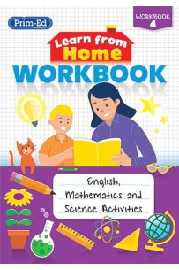 Learn from Home Workbook 4 (4th Class)