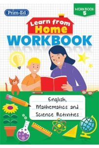 Learn from Home Workbook 5 (5th Class)