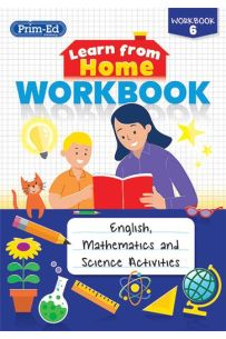 Learn from Home Workbook 6 (6th Class)