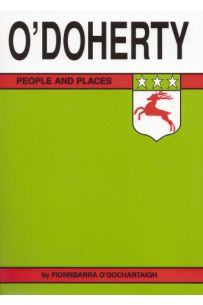O'Doherty: People And Places First Edition