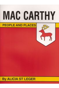Mac Carthy: People And Places First Edition