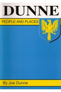 Dunne: People And Places First Edition