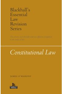 Constitutional Law BELR Series