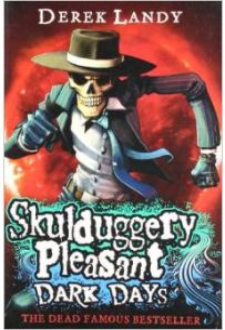 Skulduggery Pleasant: Dark Days (Book 4)