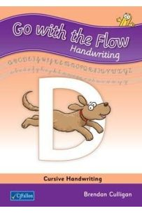 Go With The Flow - D (Cursive Handwriting)(2nd Class)