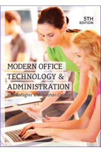 Modern Office Technology And Administration (5th Edition)